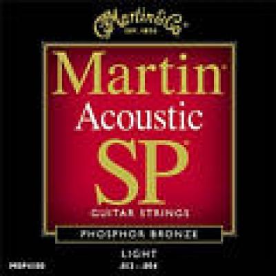Martin SP 92/8 Phosphor Bronze Light 12-54