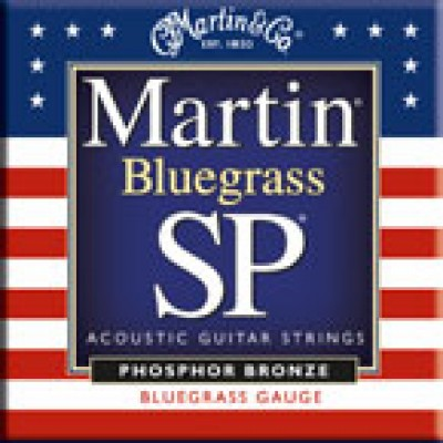 Bluegrass 92/8 Phosphor Bronze Acoustic 13-56