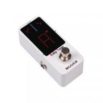 Mooer Audio Baby Tuner Micro Tuner Pedal MT1