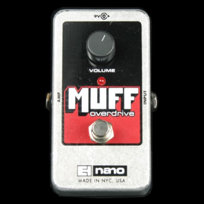 Electro harmonix Muff Overdrive Muff Fuzz Reissue