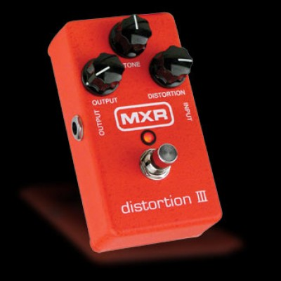 MXR Distortion 3 M-115