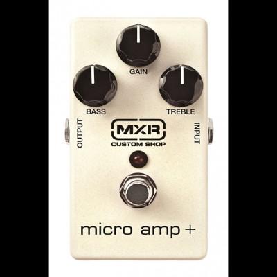 MXR Custom Shop Micro Amp + CSP233