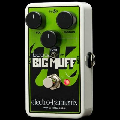 Electro Harmonix Nano Bass Big Muff