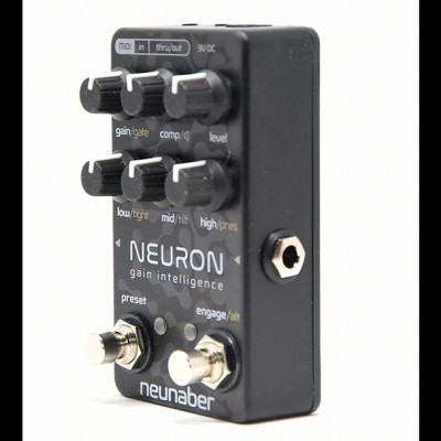 Neunaber Neuron Preamp Pedal