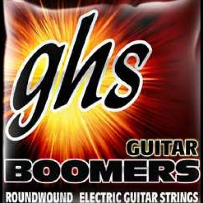 GHS Boomers Nickel Plated Steel