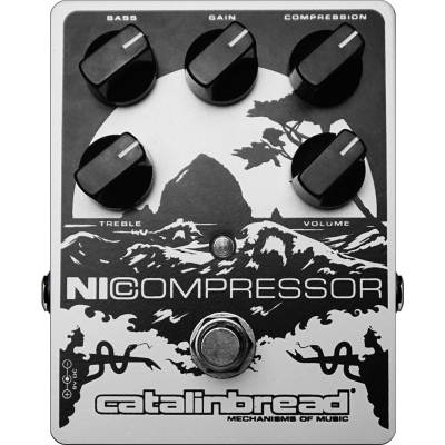 Catalinbread Nicompressor (Soft Pearl)