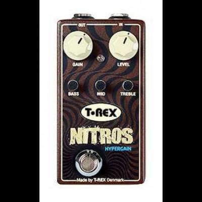T-Rex Ntros Hypergain Distortion