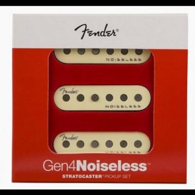 Fender Noiseless Stratocaster Pickups (Gen 4)