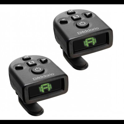 Planet Waves PW-CT-12TP NS Micro Headstock Tuner