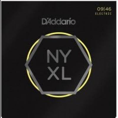 D'Addario NYXL0946 Electric Guitar Strings 9 - 46