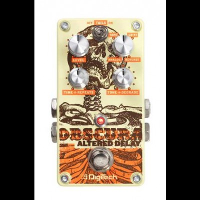 DOD Obscura - Altered Delay Pedal