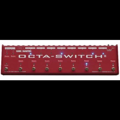 carl martin Octa-Switch 2 (new version)