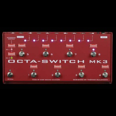 Carl Martin Octa-Switch Mk3