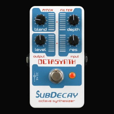 Subdecay  Octasynth – Octave Synthesizer