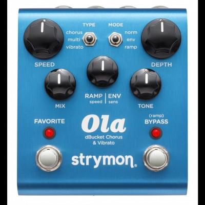 Strymon Ola dBucket Chorus / Vibrato