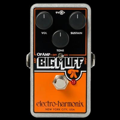 Electro Harmonix Op-Amp Big Muff Pi Distortion/Sustainer