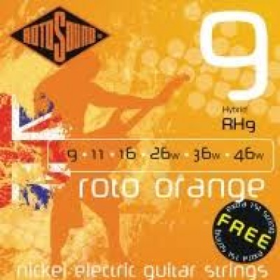 Rotosound , RH9 Orange 9-46