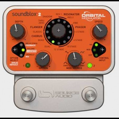 Source Audio Soundblox2 Orbital modulator SA226