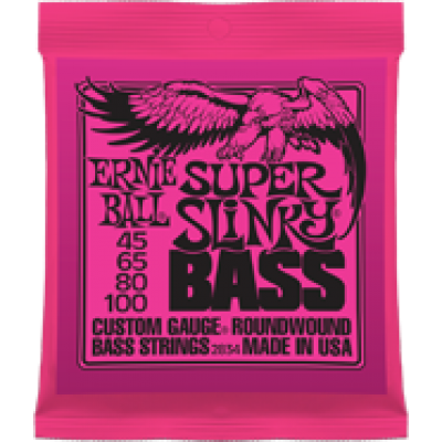 Super Slinky Bass Nickel Wound 45-100