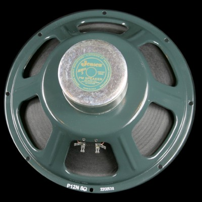 Jensen P12N Alnico Speaker