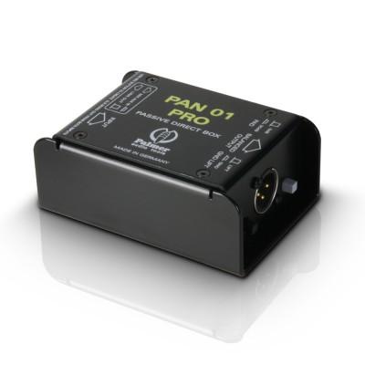 Palmer Pro PAN01PRO - Professional DI Box passive