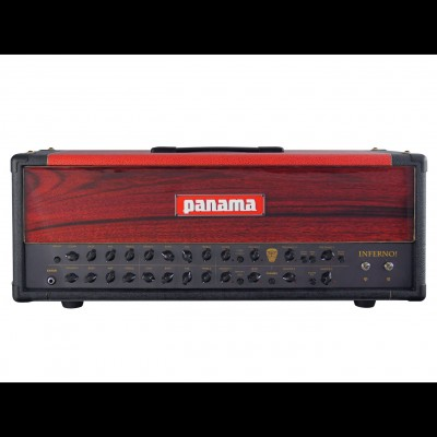 Panama Inferno 100 All-Tube Amplifier Head (4 Channel)