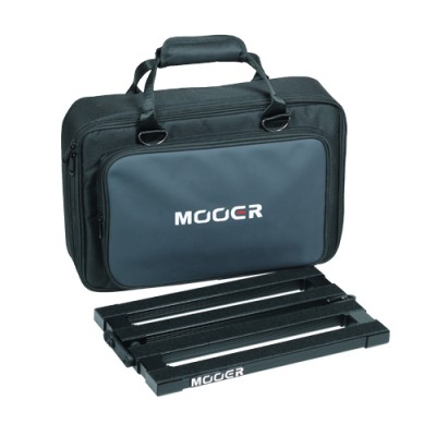 Mooer PB-10 Stomplate Pedal Board and Bag