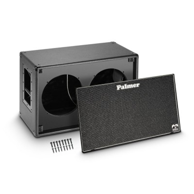 Palmer 2 x 12 Empty Guitar Cabinet PCAB212