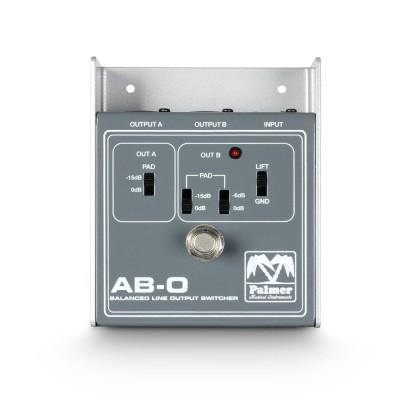 Palmer Balanced Line Output Switch PEABO