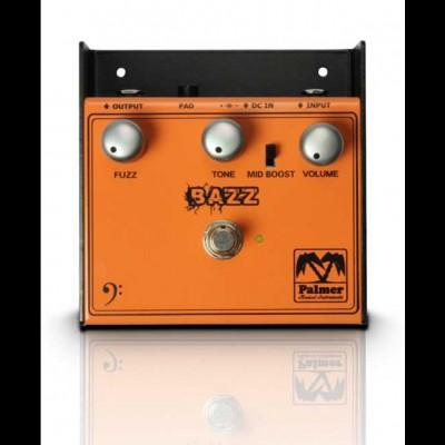 Palmer Bazz - Fuzz effect for bass