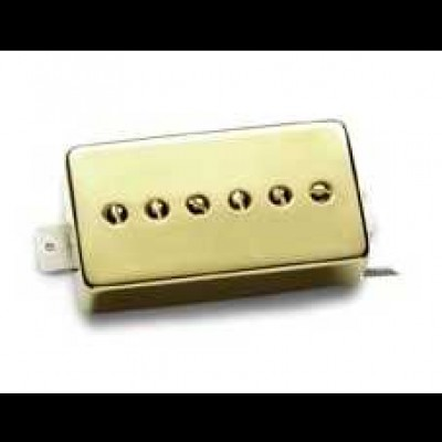 Seymour Duncan SPH90-1 Phat Cat (Neck, Gold)
