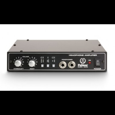 Palmer PHDA 02 Reference Class Headphone Amplifier - 1-channel
