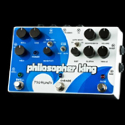 Philosophers King, Compressor sustainer