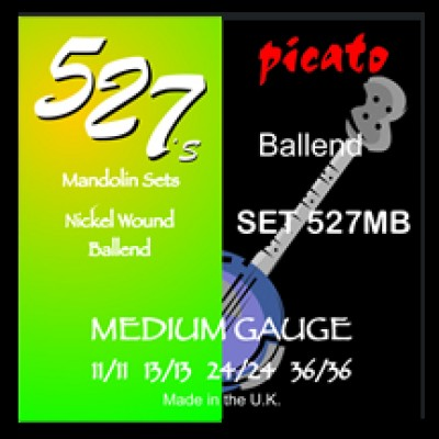 Picato Mandolin 527's