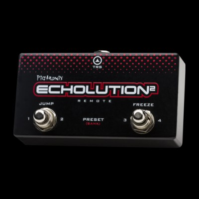 Pigtronix Echolution 2 Remote Foot Control