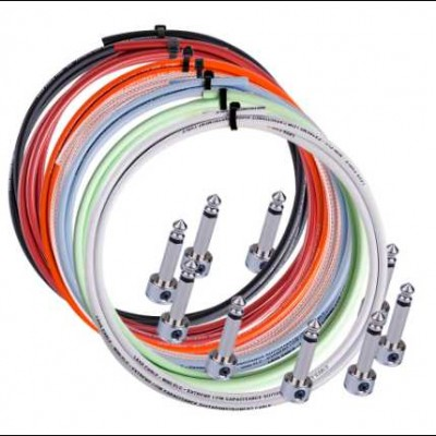 Lava Piston Solder Free Pedal Board Kit (LCPTKTR)