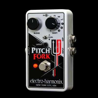Electro Harmonix Pitch Fork - Polyphonic Pitch Shifter
