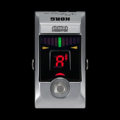 Korg Pitchblack  Digital Chromatic Floor Tuner