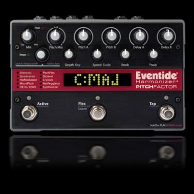 Eventide PitchFactor Harmonizer