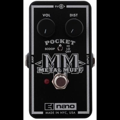 Electro Harmonix Pocket Metal Muff Distortion