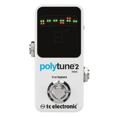 TC Electronics PolyTune 2 Mini