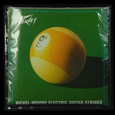 Poolback Nicklewound electric guitar strings