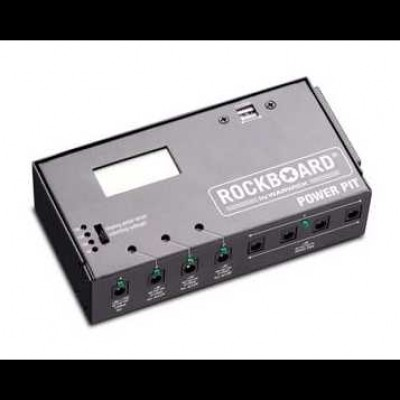 RockBoard Power Pit, Multi Power Supply