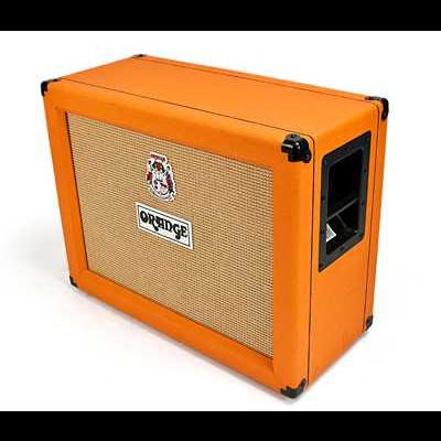 Orange PPC212 Speaker Cabinet Open Back