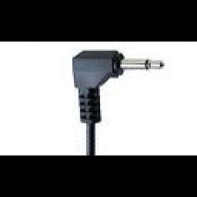 "PPMIN-R 3.5mm 1/8"" Mini Plug Angled"
