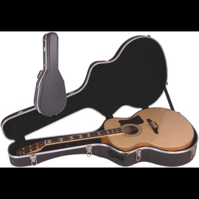 Kinsman Premium ABS Semi Acoustic Guitar Case KGC8675
