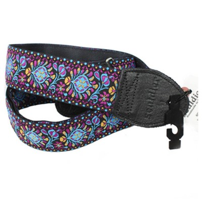 Souldier Guitar Strap Hendrix, Turquoise