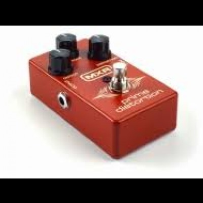 MXR M69 Prime Distortion Pedal - Limited Edition