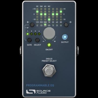 Source Audio Programmable EQ for Guitar and Bass SA170
