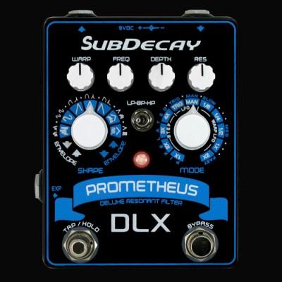 Prometheus DLX – Deluxe Resonant Filter